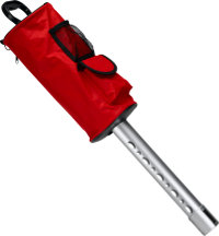 Shag Bag with Aluminum Tube