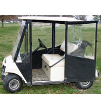 Vinyl Golf Cart Enclosures