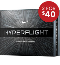Hyperflight Golf Balls