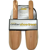Women's Cedar Shoe Tree with Logo