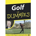 Booklegger Golf For Dummies DVD