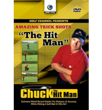 Amazing Trick Shots With The Hitman DVD