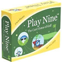 Brush Tee Play Nine Card Game of Golf