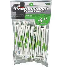 Prolength Max 4 Inch Golf Tees (50 Count)