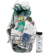 Open Gift Basket