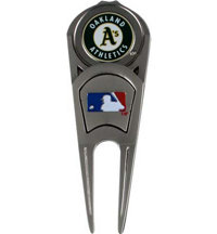 MLB Repair Tool and Ball Marker