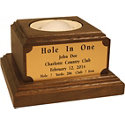 Great Golf Memories Personalized Desktop Hole-in-One Award