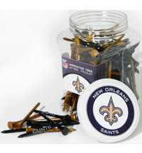NFL Imprinted Tee Jar, 175 Count