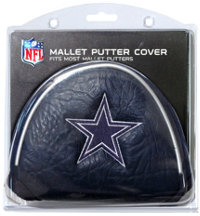 NFL Mallet Putter Headcover