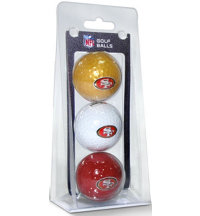 NFL Golf Ball (3-Pack)