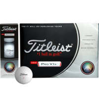 Pro V1x Personalized Golf Balls