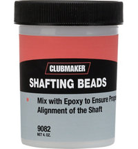 Shafting Beads-4 0z.