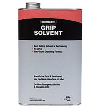 Grip Solvent 1 Gallon 160