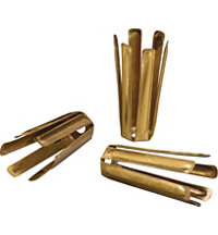 Brass Shaft Shims (PKG Of 12)