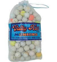 Onion Bag Golf Balls