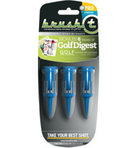 Multi Length Golf Tees (Three Pack)