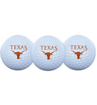 Collegiate Golf Balls (3-Pack)