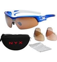 Amber Pro Z-17 Sunglasses - 3 Lens Set