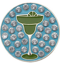 Margarita Crystal Ball Marker