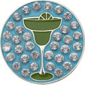 ZTech Margarita Crystal Ball Marker