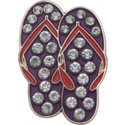 ZTech Sandals Crystal Ball Marker