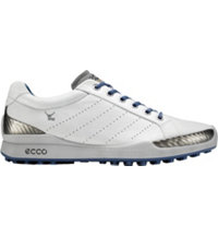 Men's BIOM Hybrid Golf Shoes (White/Royal)
