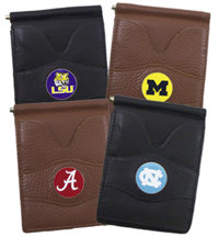 Collegiate Money-Clip Wallet