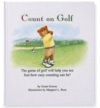 Count On Golf Book