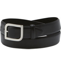 Women's Wave-Buckle Belt