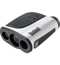 White Medalist Laser Rangefinder with PinSeeker Technology