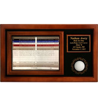 Personalized Memorable Moments Display (6