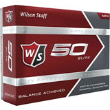Fifty Elite Golf Balls 12pk - 2 for $26.99!