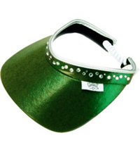 Women's Bling Visor