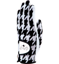 Women's Golf Glove (Houndstooth)