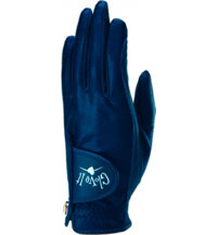 Women's Golf Glove (Navy Clear Dot)