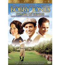 Bobby Jones: Stroke of Genius DVD