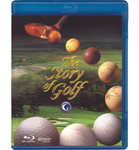 The Story of Golf on Blu-Ray