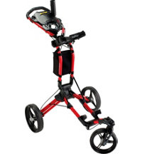TriSwivel Push Cart