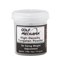 High Density Swing Weighting Tungsten Powder - 4oz