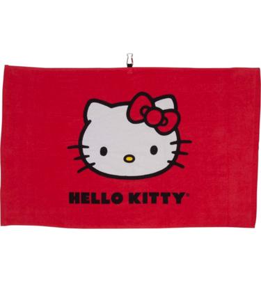 Hello Kitty Golf Tour Towel At