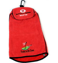 Premium Multi-Use Logo Golf Towel