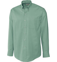 Men's Big & Tall Long Sleeve Epic Easy Care Nailshead Shirt