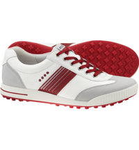 Men's Golf Street Sport Shoes - White/Concrete/Brick