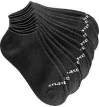 Men's Players Lo-Cut 6-Pack Socks