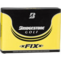 Bridgestone Logo FIX Golf Balls