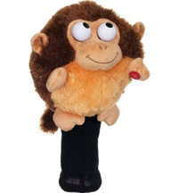 Goof Balls Monkey Headcover