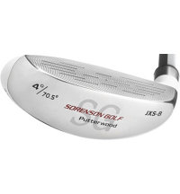 Putterwood JXS-B Arctic White Putter