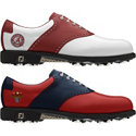 FootJoy MyJoys Men's FJ ICON Traditional Licensed Golf Shoes - FJ# 52035