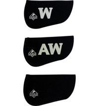 Set of 3 - W, AW, & Blank