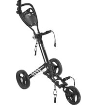 One Click 2.0 Collapsible Push Cart